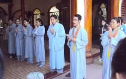 Oai nghi của người Phật tử
