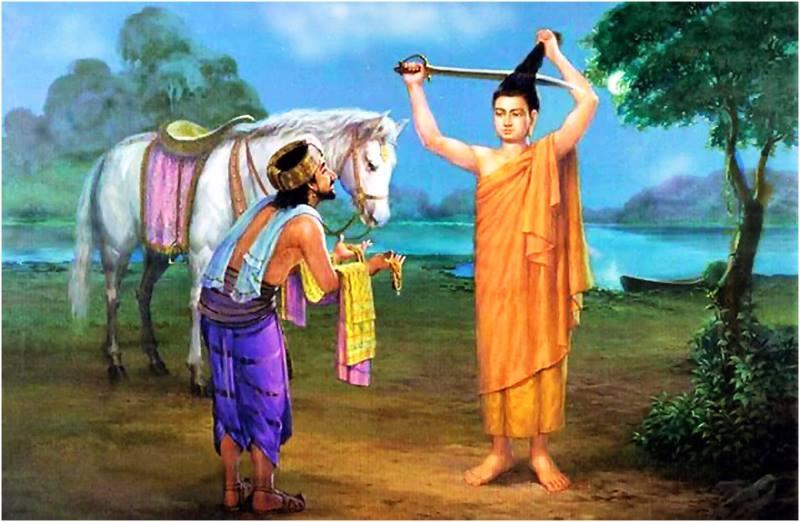 Album Cuộc đời Đức Phật Thích Ca Mâu Ni 12