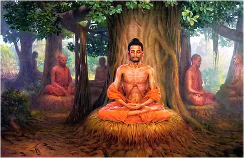 Album Cuộc đời Đức Phật Thích Ca Mâu Ni 16