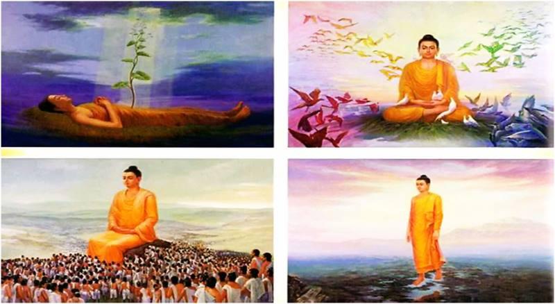 Album Cuộc đời Đức Phật Thích Ca Mâu Ni 18