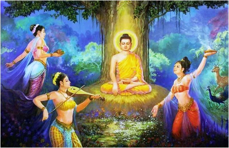 Album Cuộc đời Đức Phật Thích Ca Mâu Ni 22