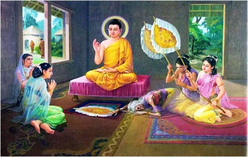 Album Cuộc đời Đức Phật Thích Ca Mâu Ni 33