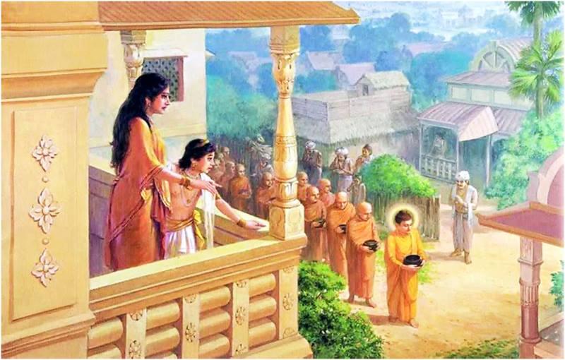 Album Cuộc đời Đức Phật Thích Ca Mâu Ni 35