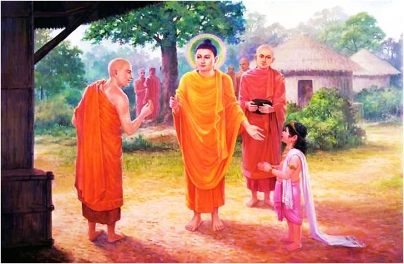 Album Cuộc đời Đức Phật Thích Ca Mâu Ni 37