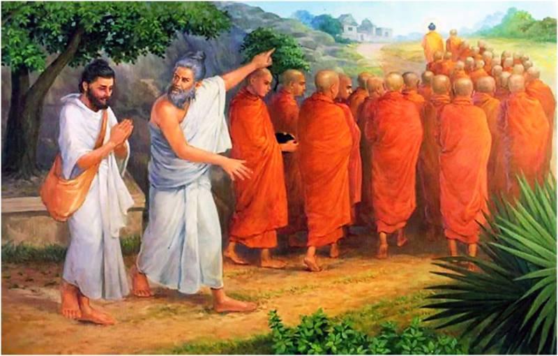 Album Cuộc đời Đức Phật Thích Ca Mâu Ni 49