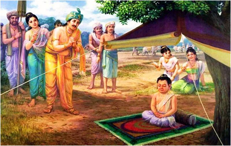 Album Cuộc đời Đức Phật Thích Ca Mâu Ni 5