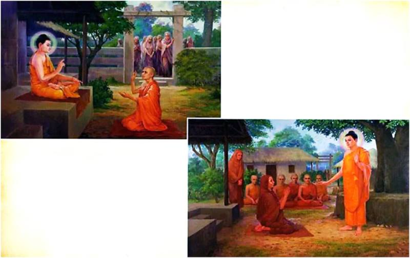Album Cuộc đời Đức Phật Thích Ca Mâu Ni 56
