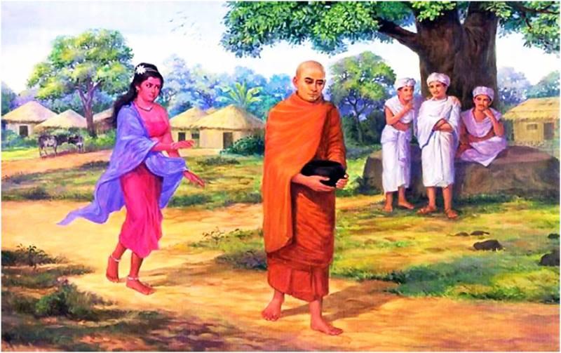 Album Cuộc đời Đức Phật Thích Ca Mâu Ni 62