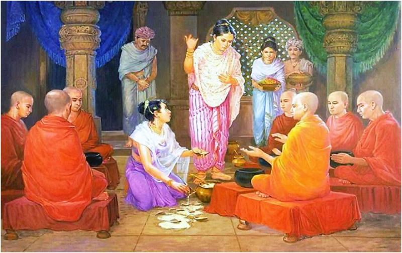 Album Cuộc đời Đức Phật Thích Ca Mâu Ni 65
