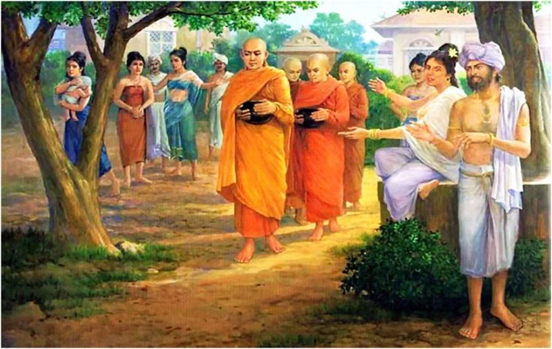 Album Cuộc đời Đức Phật Thích Ca Mâu Ni 67