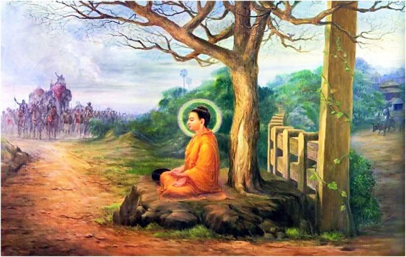 Album Cuộc đời Đức Phật Thích Ca Mâu Ni 97