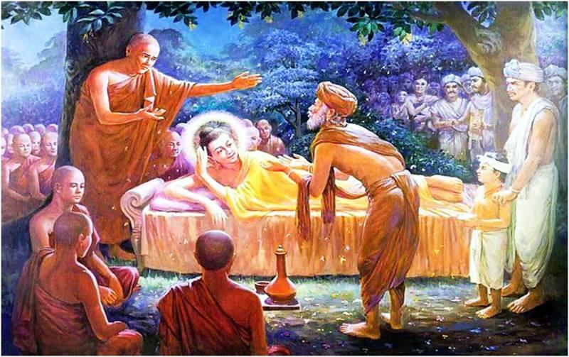 Album Cuộc đời Đức Phật Thích Ca Mâu Ni 99