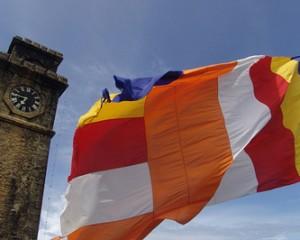Ý nghĩa lá cờ của Phật giáo