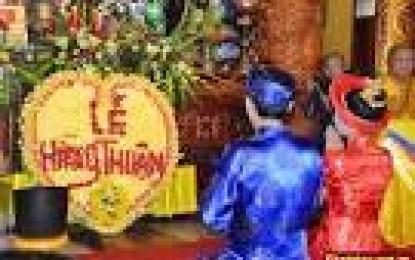 Đạo Phật và vấn đề  hôn nhân gia đình