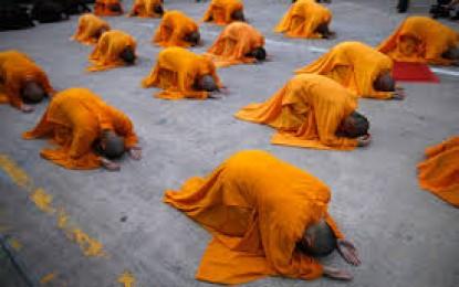 Ý nghĩa của nghi lễ trong Phật giáo