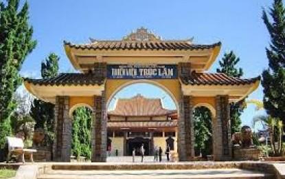 Chuyến đi từ thiện & hành hương Đà Lạt đầu năm mới của quý sư và Phật tử Tịnh Xá Lộc Uyển ( tham quan Thiền Viện Trúc Lâm)