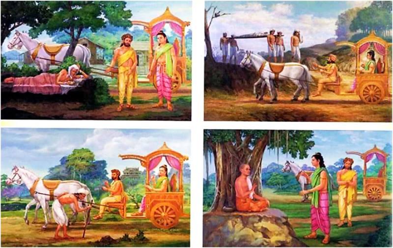 Album Cuộc đời Đức Phật Thích Ca Mâu Ni 10