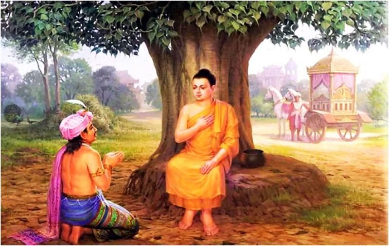Album Cuộc đời Đức Phật Thích Ca Mâu Ni 13