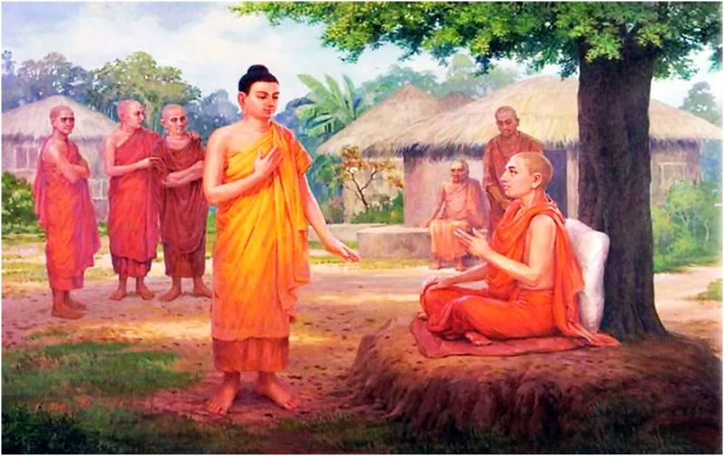 Album Cuộc đời Đức Phật Thích Ca Mâu Ni 14