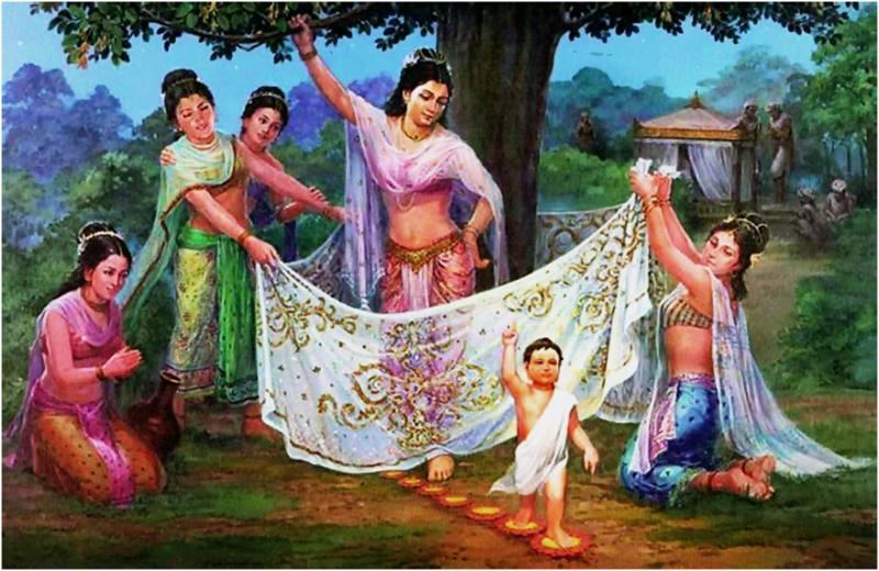 Album Cuộc đời Đức Phật Thích Ca Mâu Ni 3