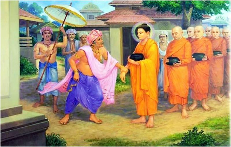 Album Cuộc đời Đức Phật Thích Ca Mâu Ni 34
