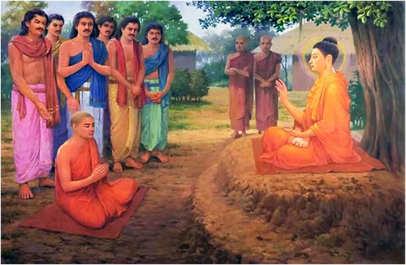 Album Cuộc đời Đức Phật Thích Ca Mâu Ni 38