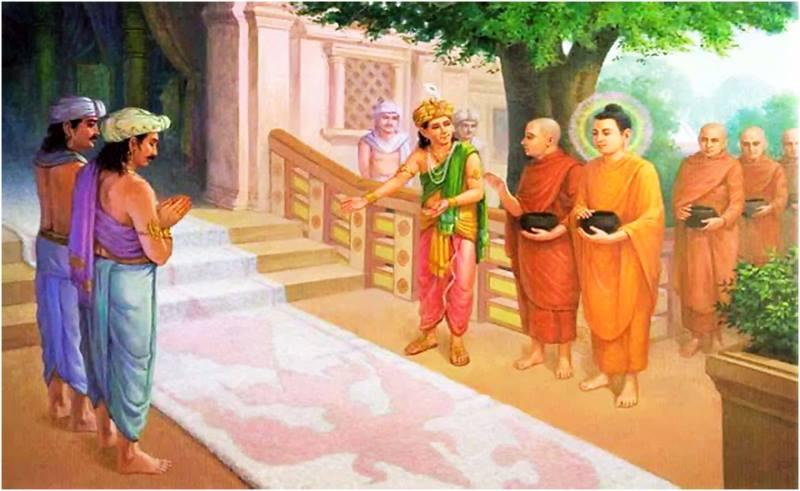 Album Cuộc đời Đức Phật Thích Ca Mâu Ni 43