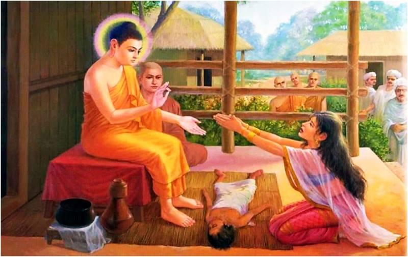Album Cuộc đời Đức Phật Thích Ca Mâu Ni 58
