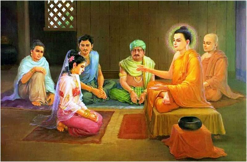 Album Cuộc đời Đức Phật Thích Ca Mâu Ni 77