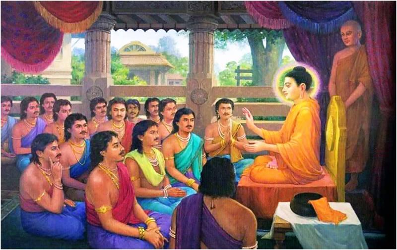 Album Cuộc đời Đức Phật Thích Ca Mâu Ni 93