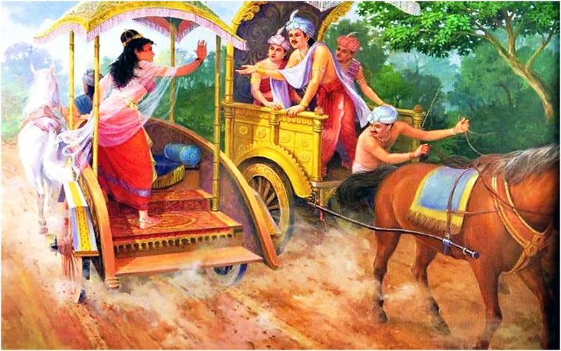 Album Cuộc đời Đức Phật Thích Ca Mâu Ni 96